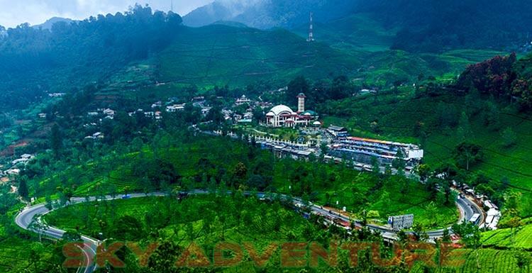 Puncak Bogor Jawa Barat   OUTBOUND LEMBANG BANDUNG-SKY ...