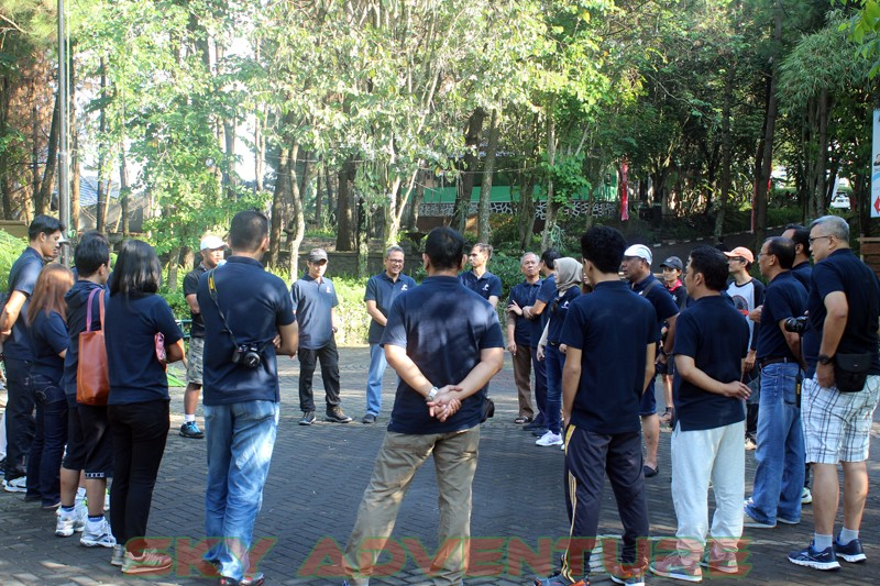 Outbound Bandung, Outbound Lembang, Company Gathering Outbound, Hutan Sukawana, Cikole (1)