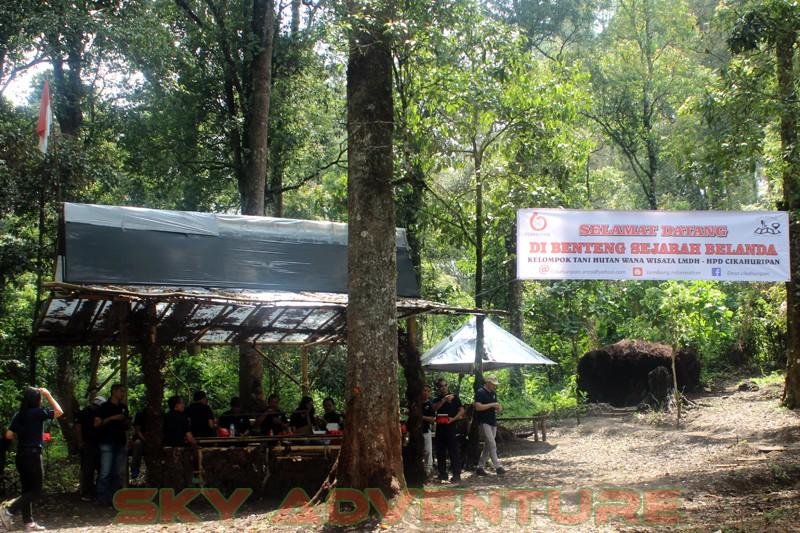 Outbound Bandung, Outbound Lembang, Company Gathering Outbound, Hutan Sukawana, Cikole (12)