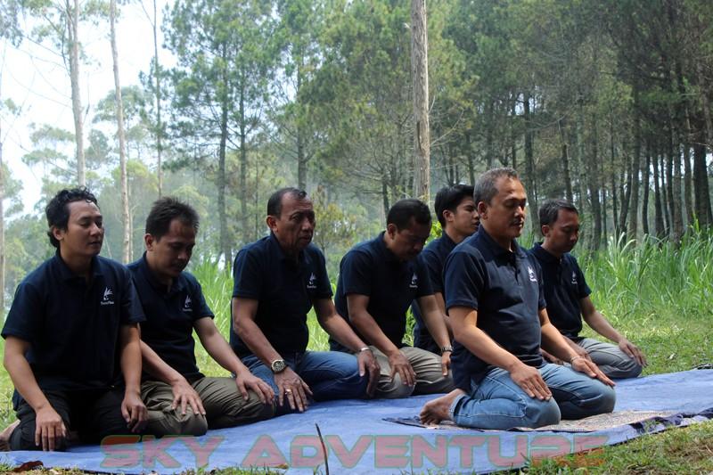 Outbound Bandung, Outbound Lembang, Company Gathering Outbound, Hutan Sukawana, Cikole (22)