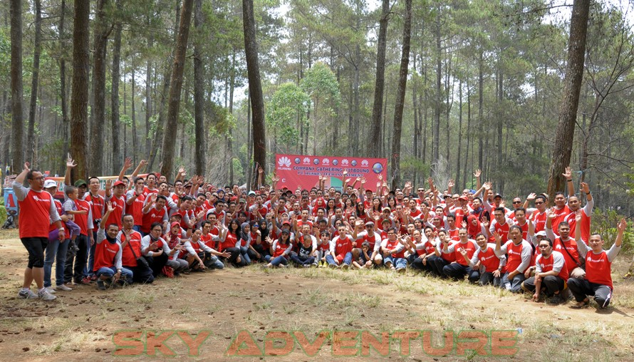 PT HUAWEI TECH INVESTMENT, OUTBOUND LEMBANG