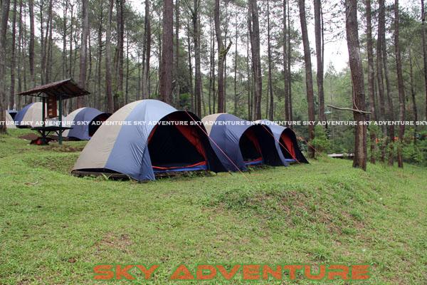 camping ground cikole lembang bandung jawa barat indonesia by Sky Adventure Indonesia (13)