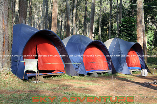 camping ground cikole lembang bandung jawa barat indonesia by Sky Adventure Indonesia (2)