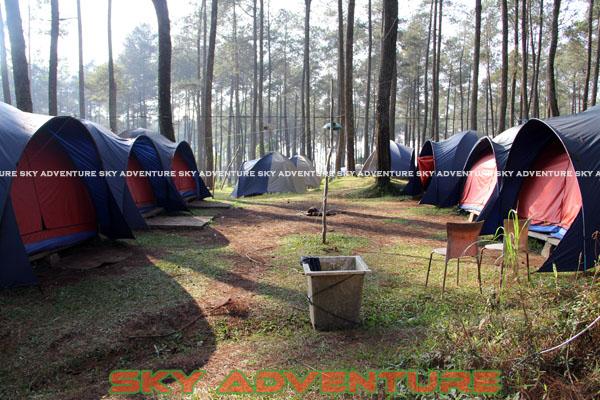 camping ground cikole lembang bandung jawa barat indonesia by Sky Adventure Indonesia (6)