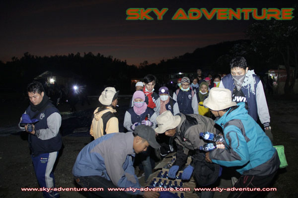 hikking-sunrise hunting papandayan crater garut (14)
