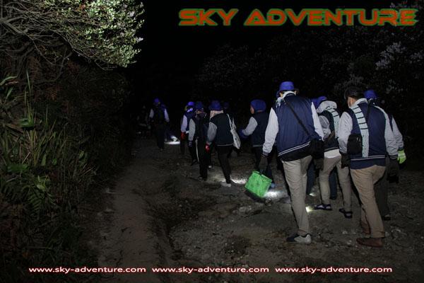 hikking-sunrise hunting papandayan crater garut (16)
