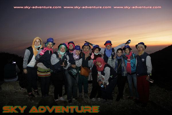 hikking-sunrise hunting papandayan crater garut (23)