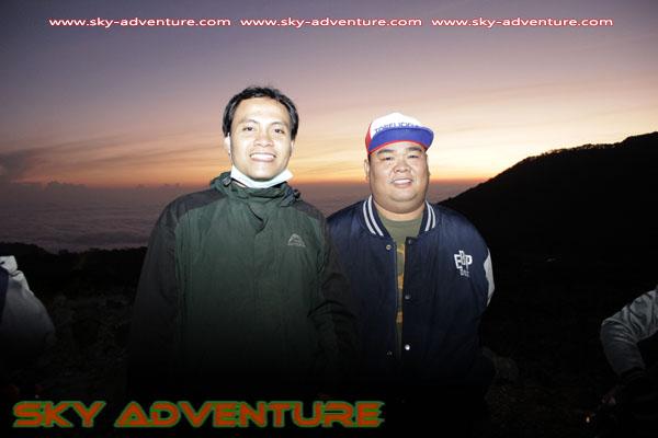 hikking-sunrise hunting papandayan crater garut (24)