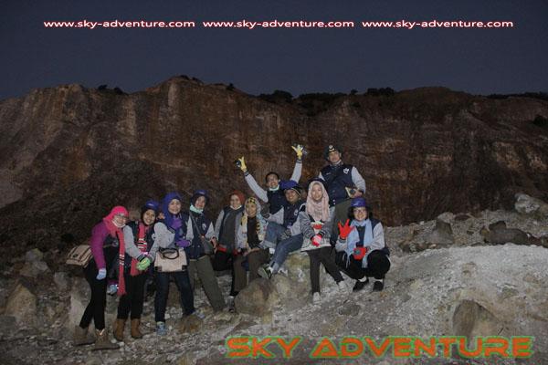hikking-sunrise hunting papandayan crater garut (25)