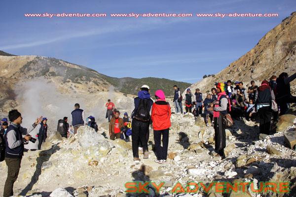 hikking-sunrise hunting papandayan crater garut (36)