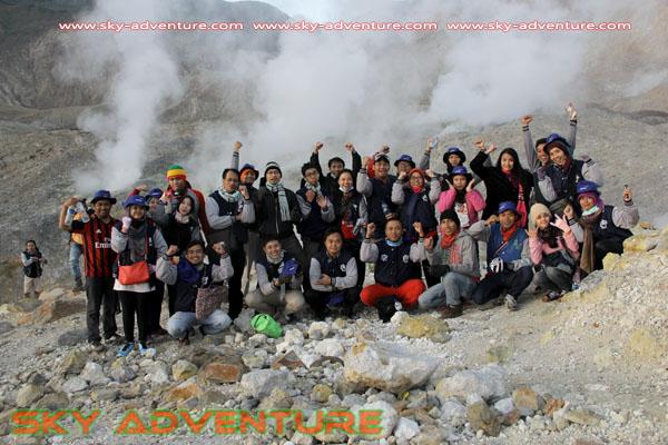 hikking-sunrise hunting papandayan crater garut (37)