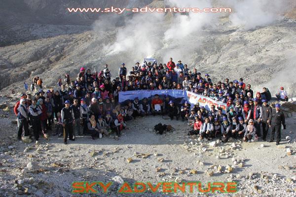 hikking-sunrise hunting papandayan crater garut (39)