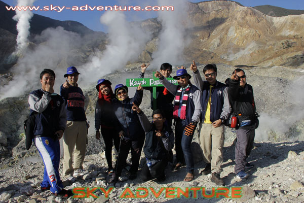 hikking-sunrise hunting papandayan crater garut (41)
