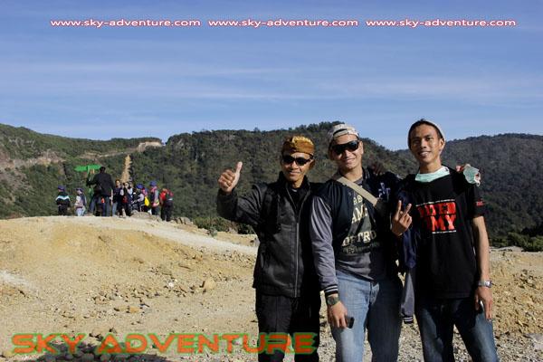 hikking-sunrise hunting papandayan crater garut (48)