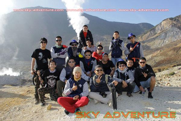 hikking-sunrise hunting papandayan crater garut (49)