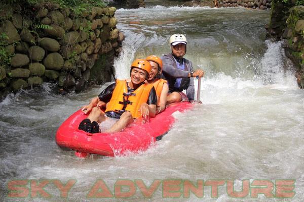 kegiatan outing PT Catur Bangun Mandiri di ciater bersama Sky Adventure Indonesia (20)