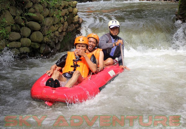 kegiatan outing PT Catur Bangun Mandiri di ciater bersama Sky Adventure Indonesia (21)