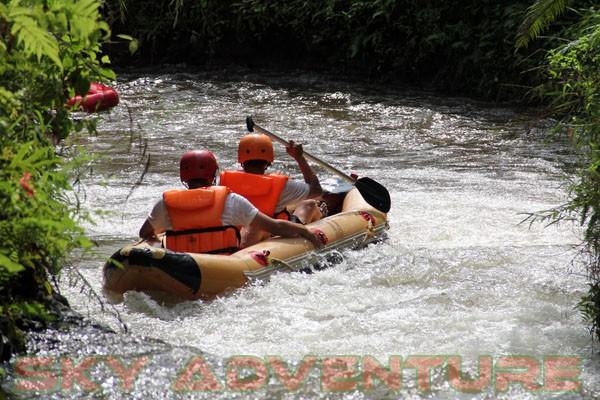 kegiatan outing PT Catur Bangun Mandiri di ciater bersama Sky Adventure Indonesia (23)
