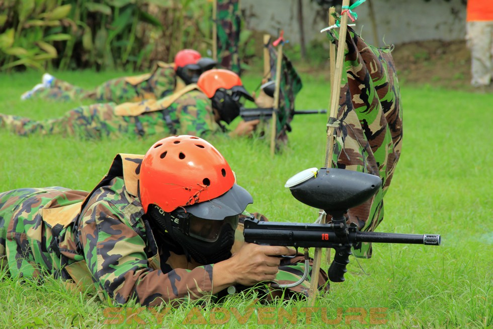 Camping Ranca Upas Ciwidey | Camping Ciwidey | Camping Ranca Upas | Outbound Ciwidey | Outbound Ranca Upas | Paintball | Fun Game | Team Building