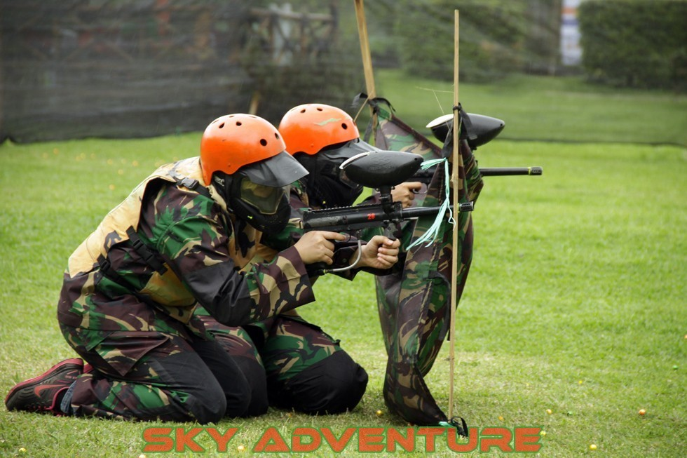 paintball mandiri plaza