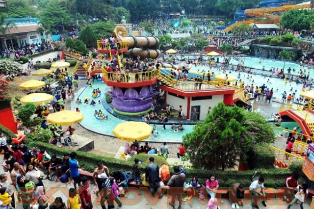 wisata kolam renang karang setra bandung outbound lembang bandung rh sky adventure com