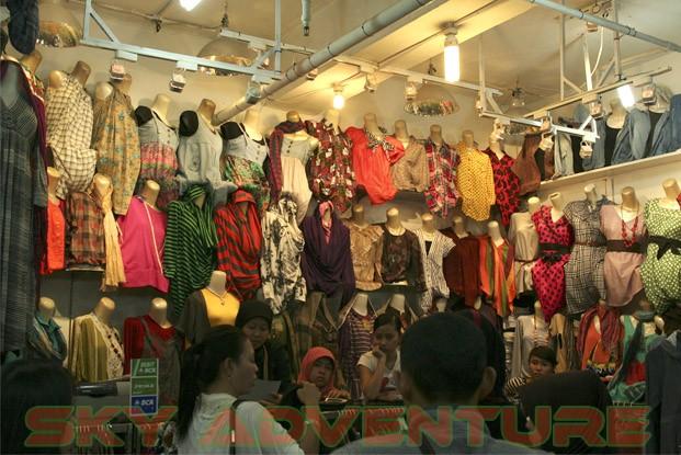 Tempat belanja murah di pasar baru bandung outbound Baju gamis pasar baru bandung