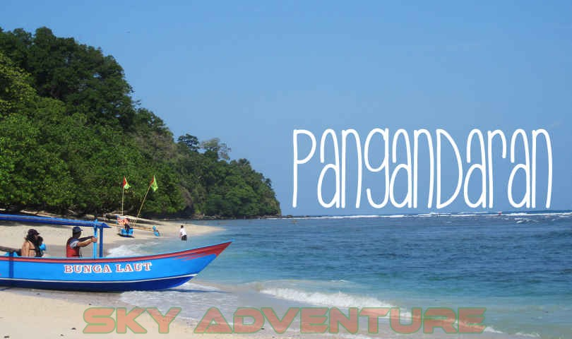 Pantai Pangandaran, Primadona Wisata Pantai Jawa Barat ...