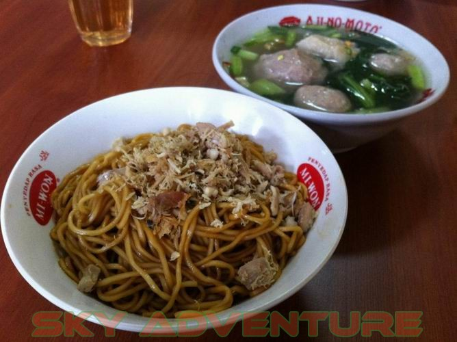 Tempat Wisata Kuliner Bakso Di Bandung Outbound Lembang Bandung Sky Adventure Indonesia