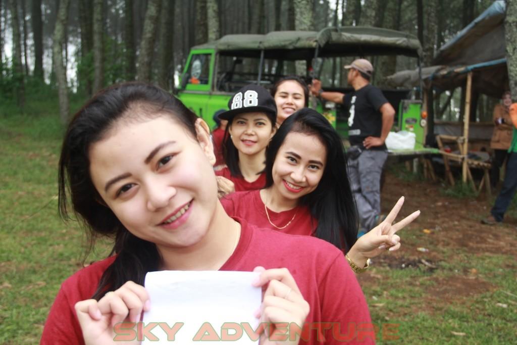 Fun Games Lembang, Menjadi Selingan ditengah Kegiatan Ofrroad 28