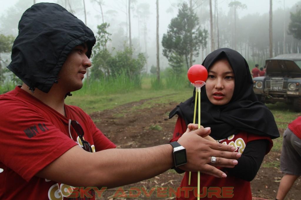 Fun Games Lembang, Menjadi Selingan ditengah Kegiatan Ofrroad 30