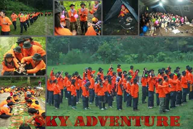 Outbound Training, People Development 2