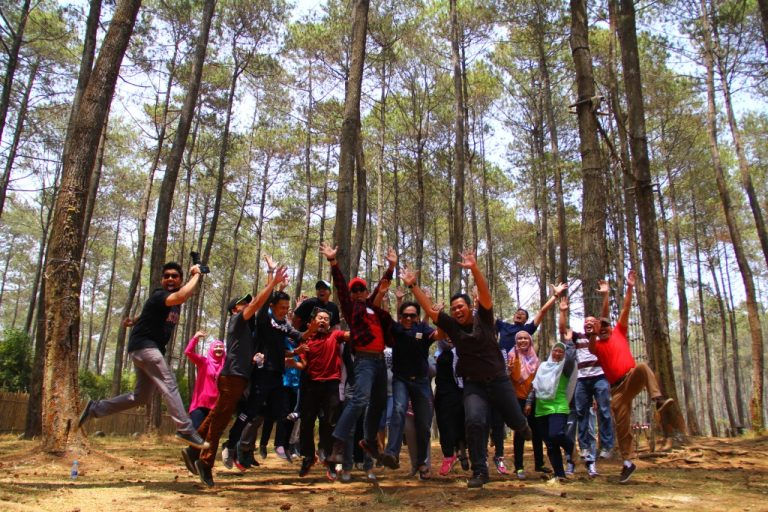 Outbound Training, People Development