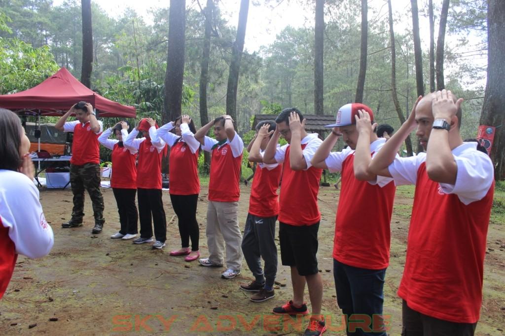 Outbound Training, Solusi Masalah Internal Perusahaan Anda2