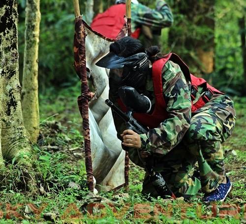 Paintball Bogor Talaga Cikeas PAKET !