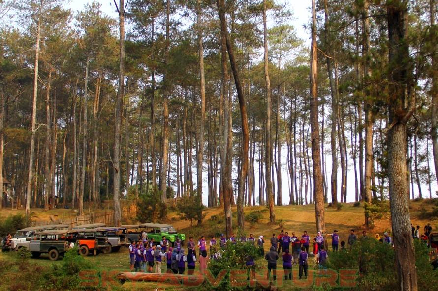 18. Lapangan Jendral Cikole Lembang