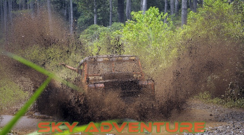 Offroad Land Rover