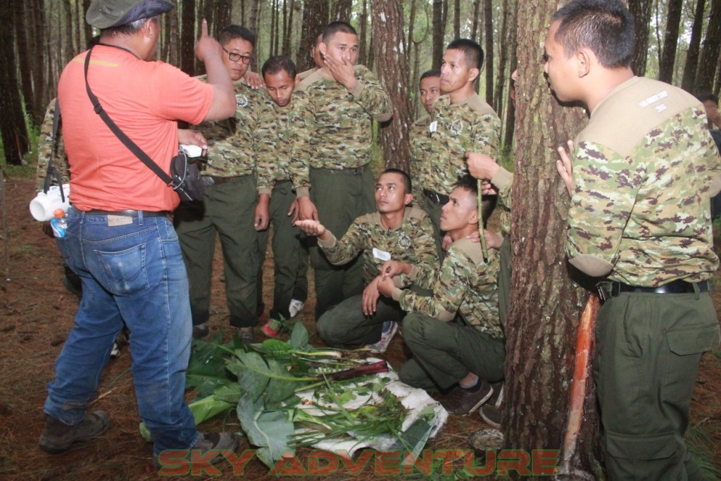 PAKET OUTBOUND BANDUNG-Outbound Training Semi Militer